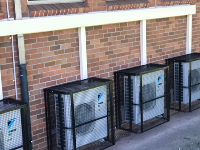 Daikin Air Conditioning Project By Coral Air