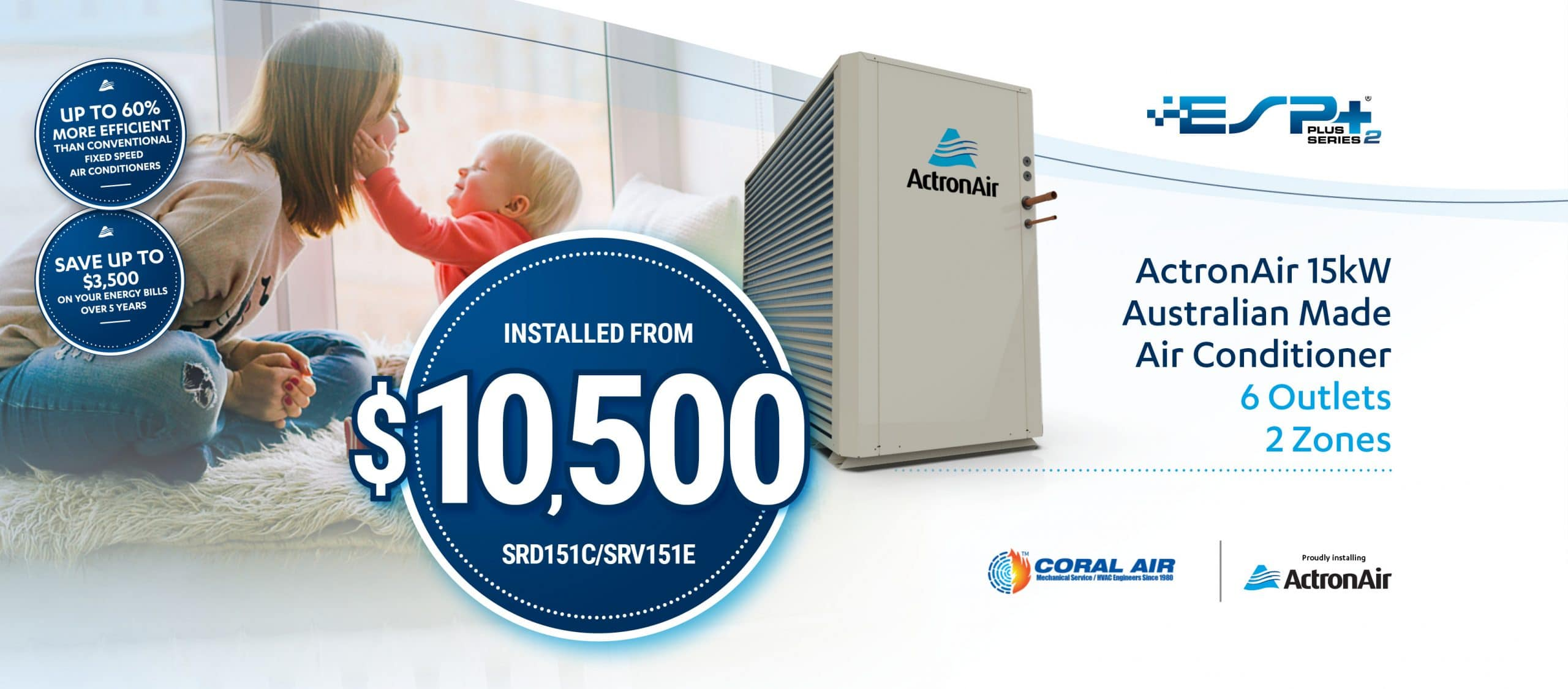 15kW AADB0526 Coral Air ESP Promo Offer - Digital and Social Suite - v1
