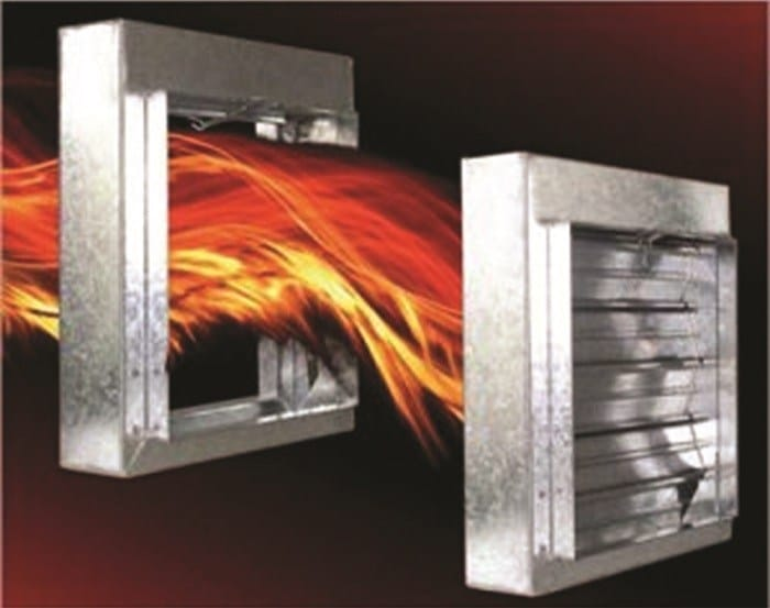 How Do Fire Dampers Work